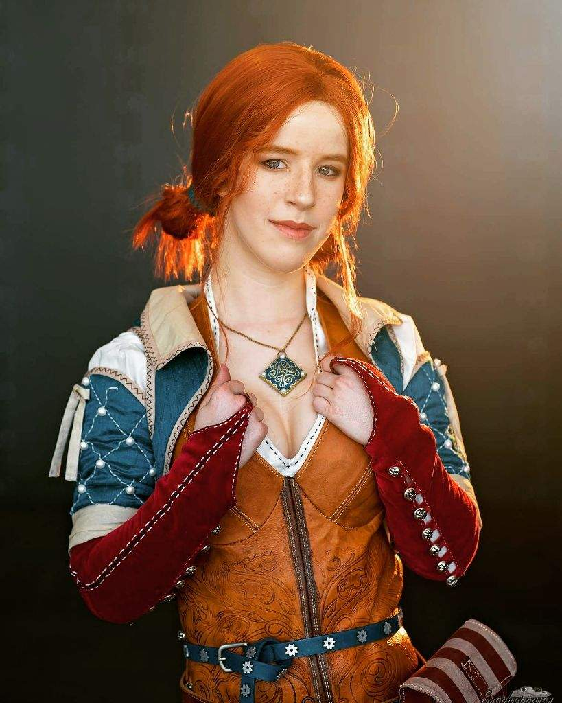 Triss Merigold Brown Hair
