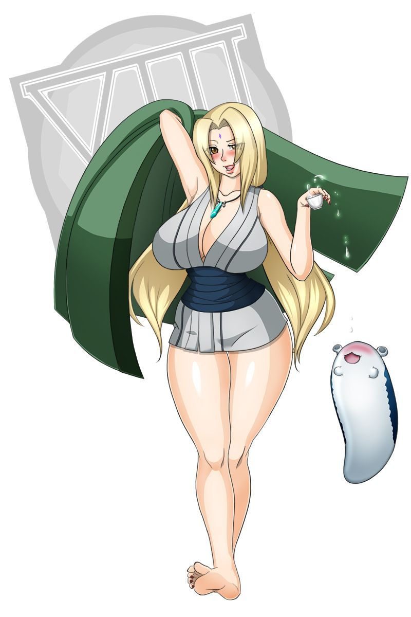 Tsunade Senju too hot