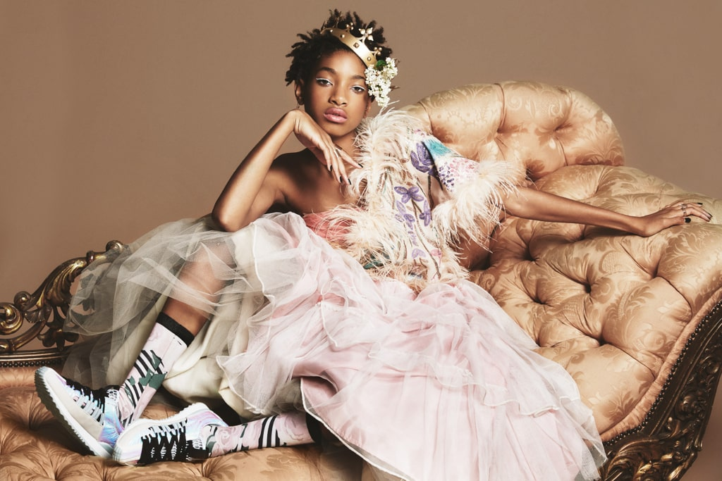 Willow Smith beautiful pics