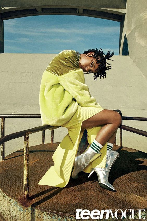 Willow Smith sexy pic