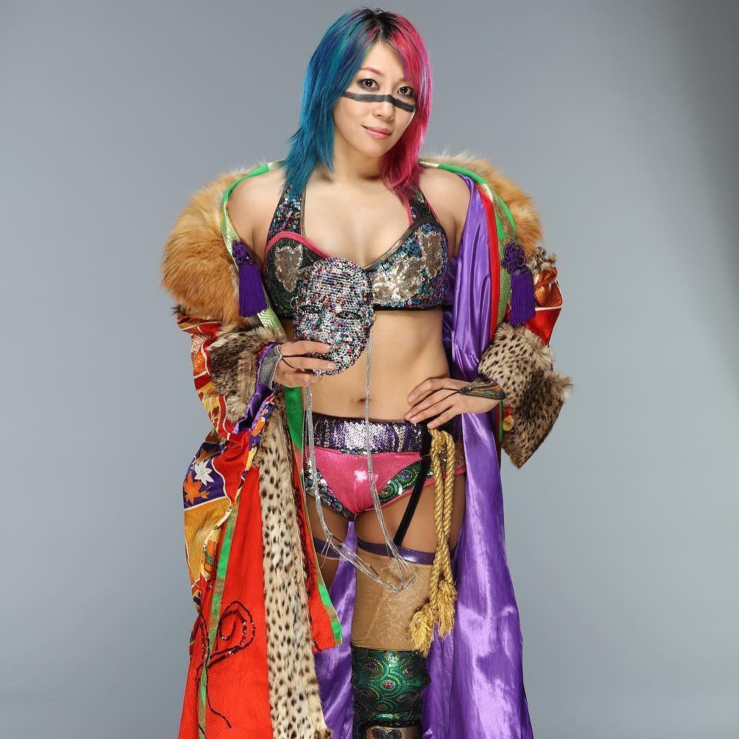 49 Hot Pictures Of Asuka Wwe Diva Unveil Her Fit Sexy Body