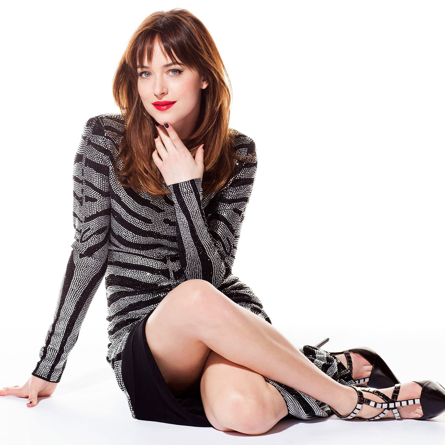 dakota johnson feet pics