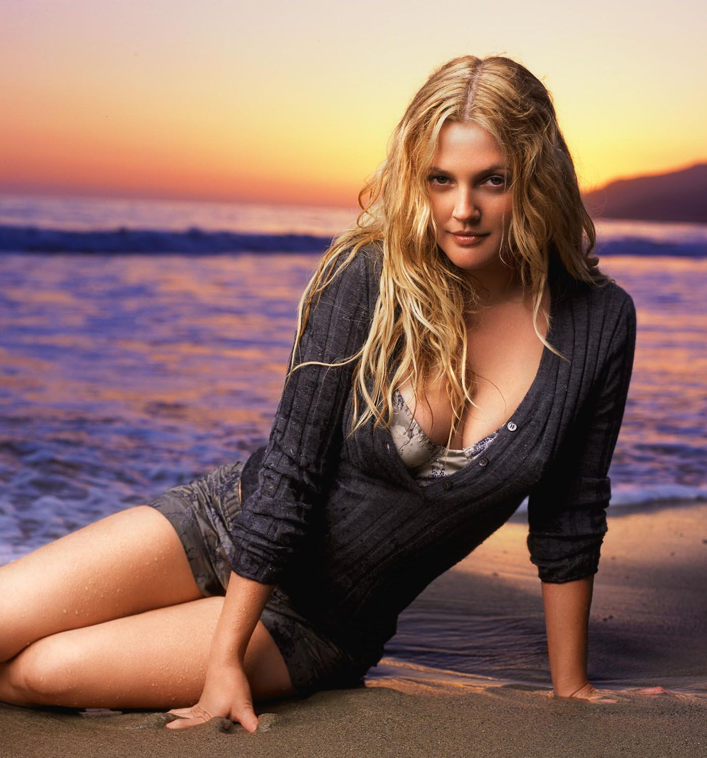 drew barrymore sexy