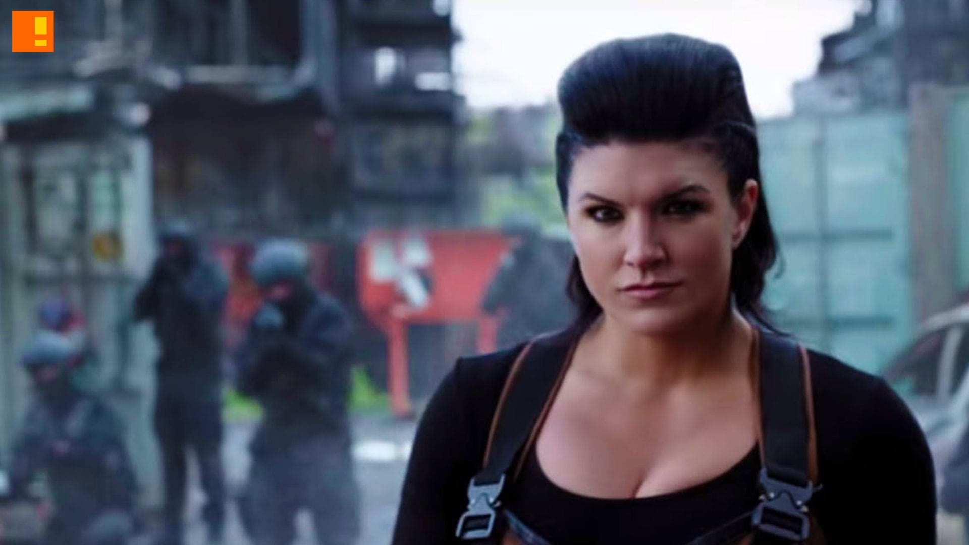 49 Hottest Gina Carano Bikini Pictures Show Off Her Amazing