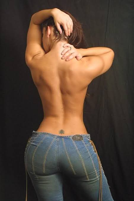 gina carano big ass