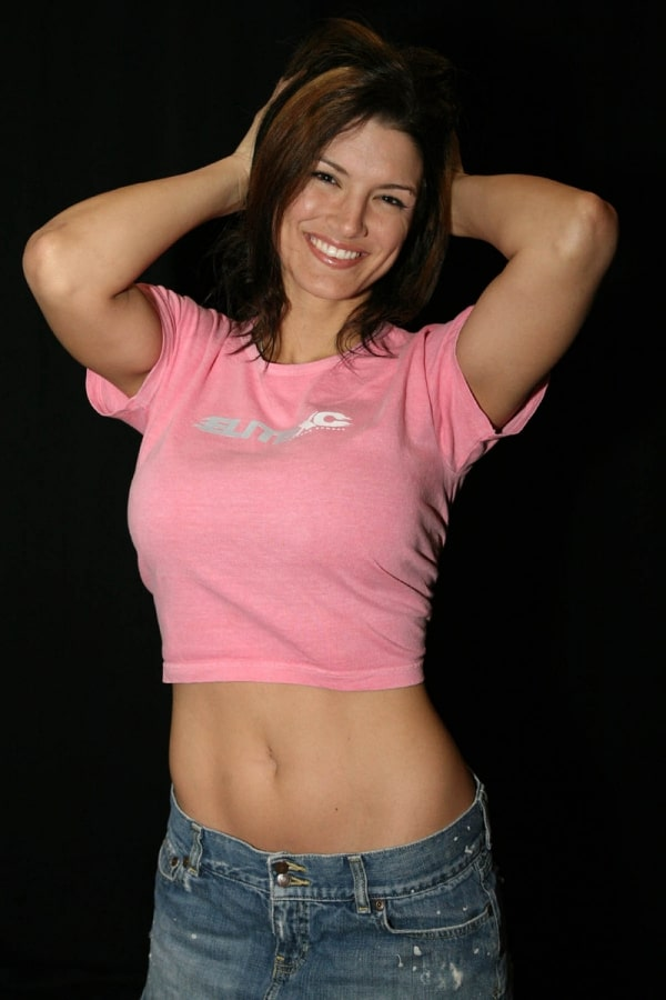 gina carano mind-blowing