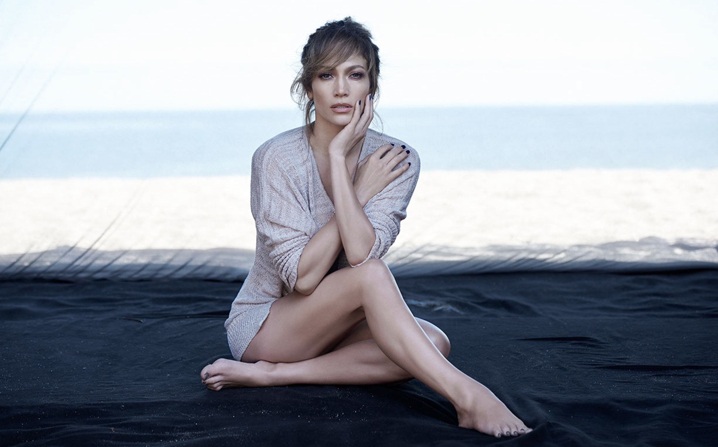 49 Sexy Jennifer Lopez Feet Pictures Will Make You Want -5906