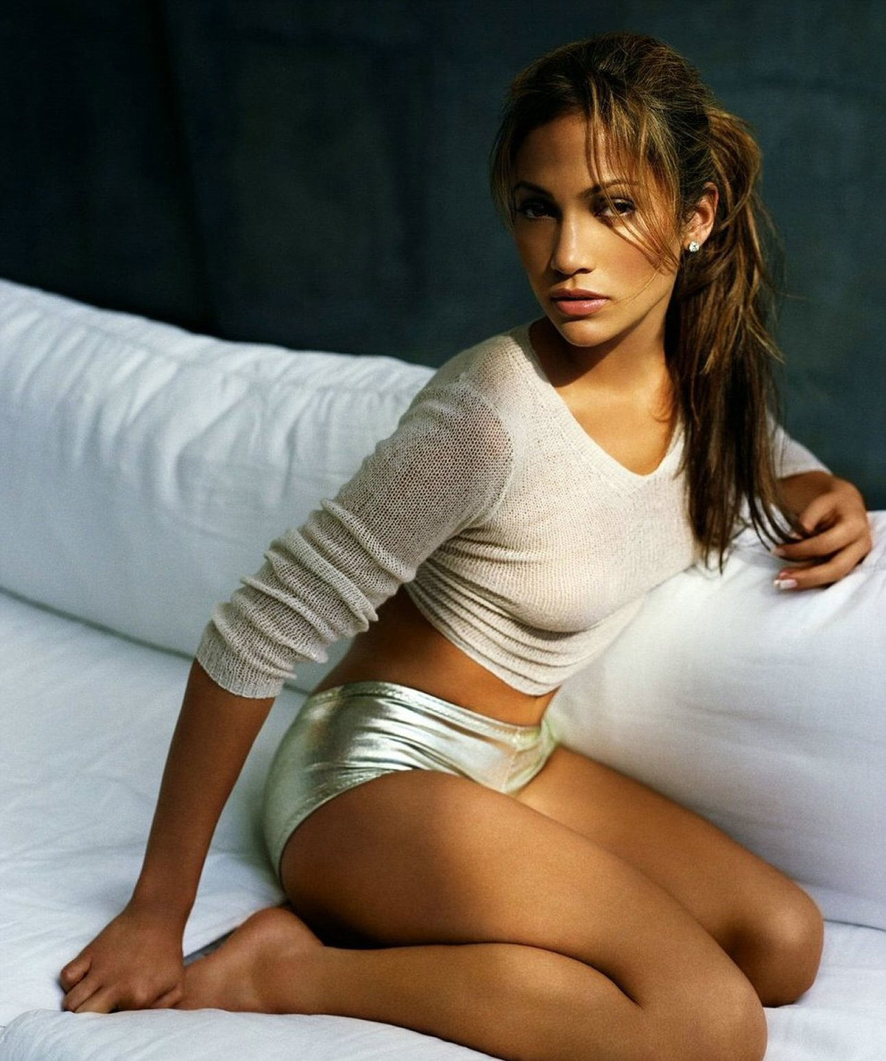 49 Sexy Jennifer Lopez Feet Pictures Will Make You Want -5072