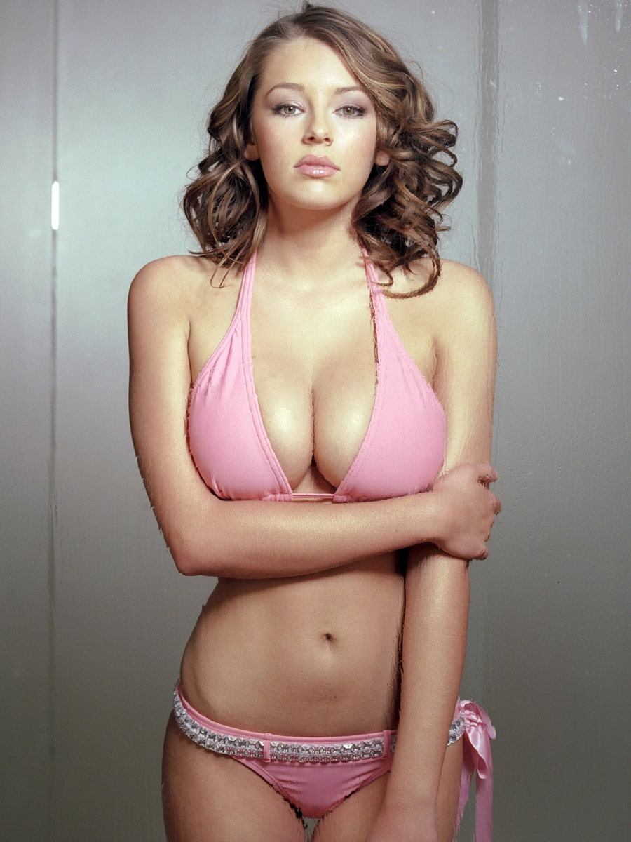 keeley hazell big boobs
