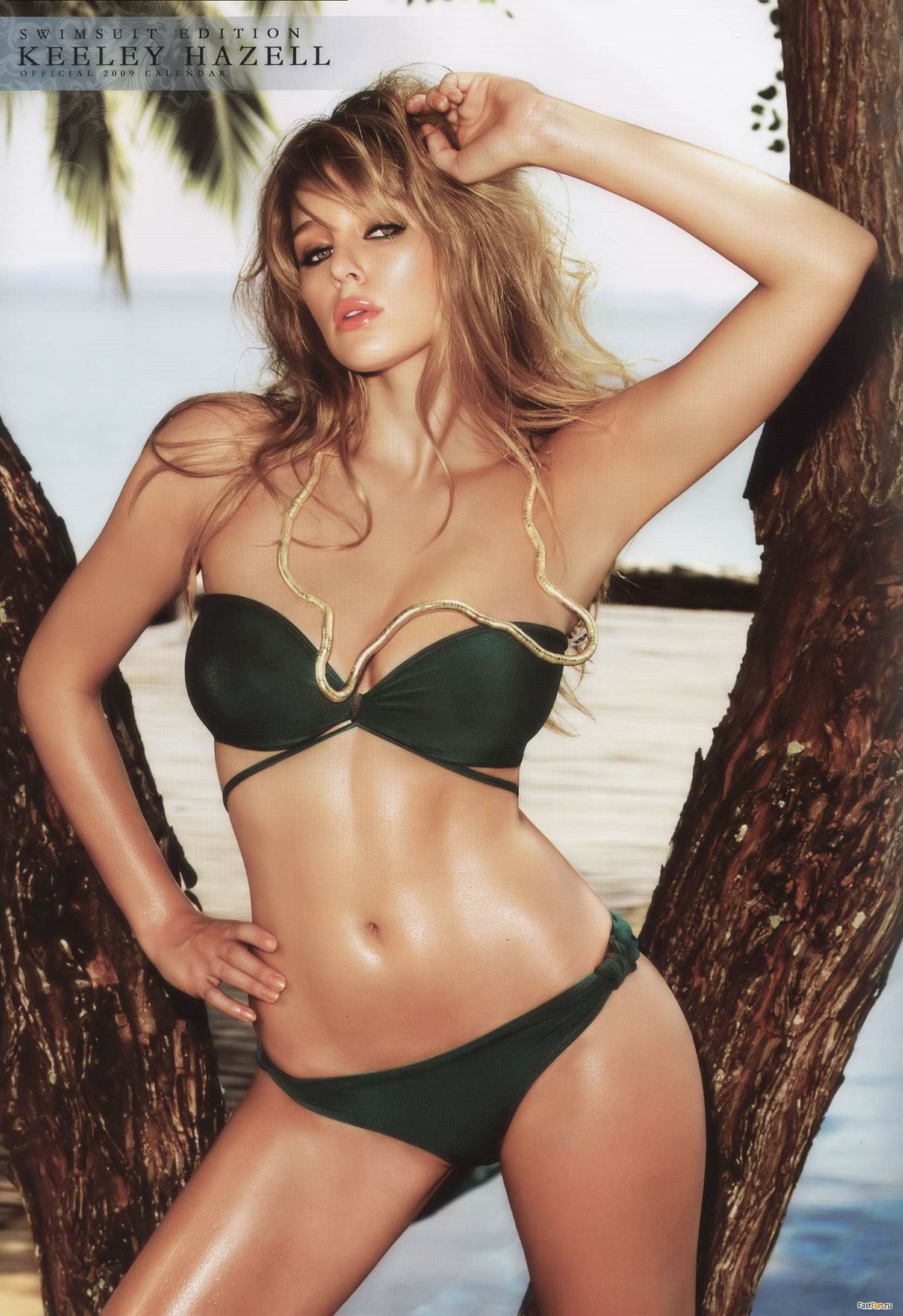 keeley hazell hot bikini