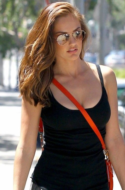 minka kelly charming