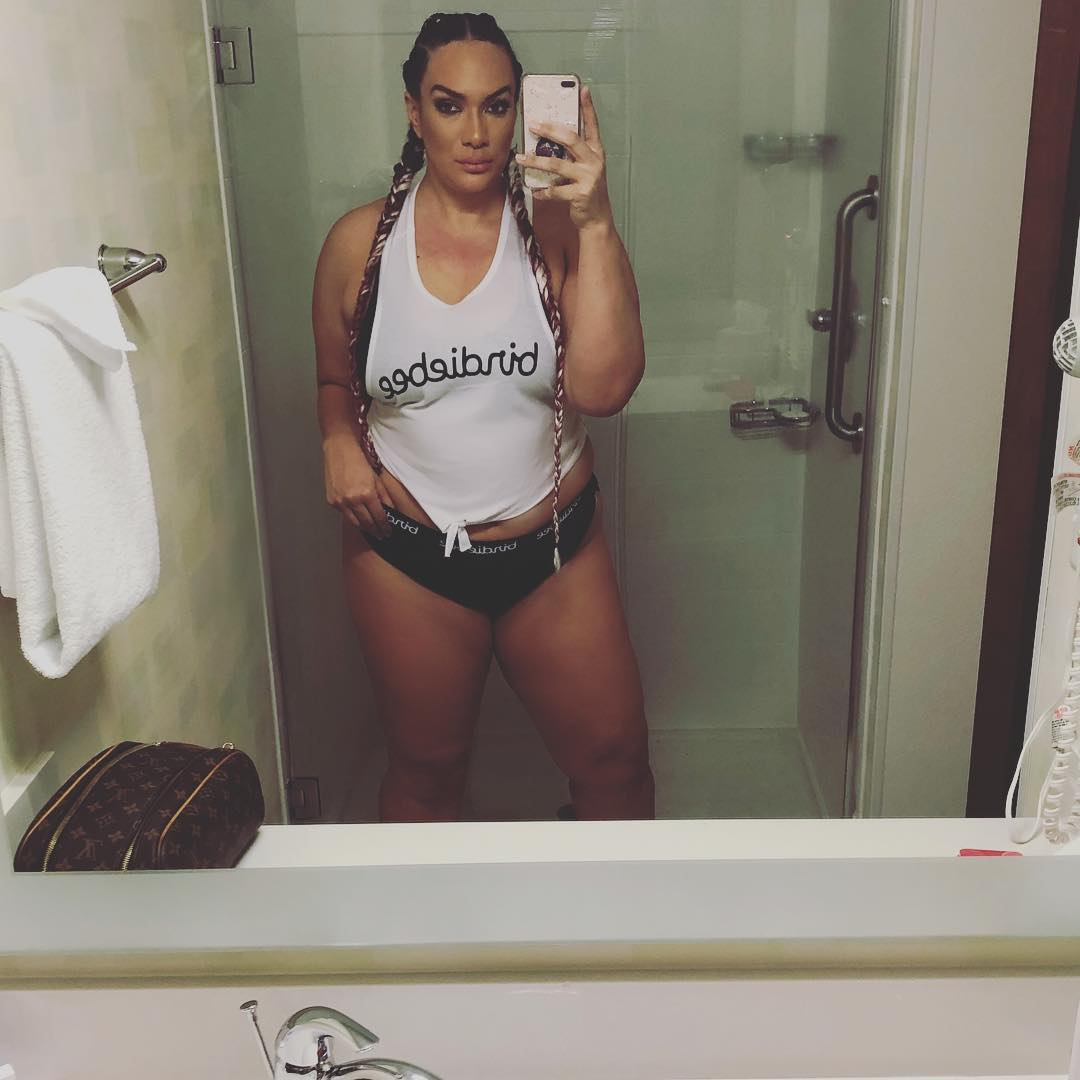 Hot Pictures Of Nia Jax Are Here To Take Your Breath Away