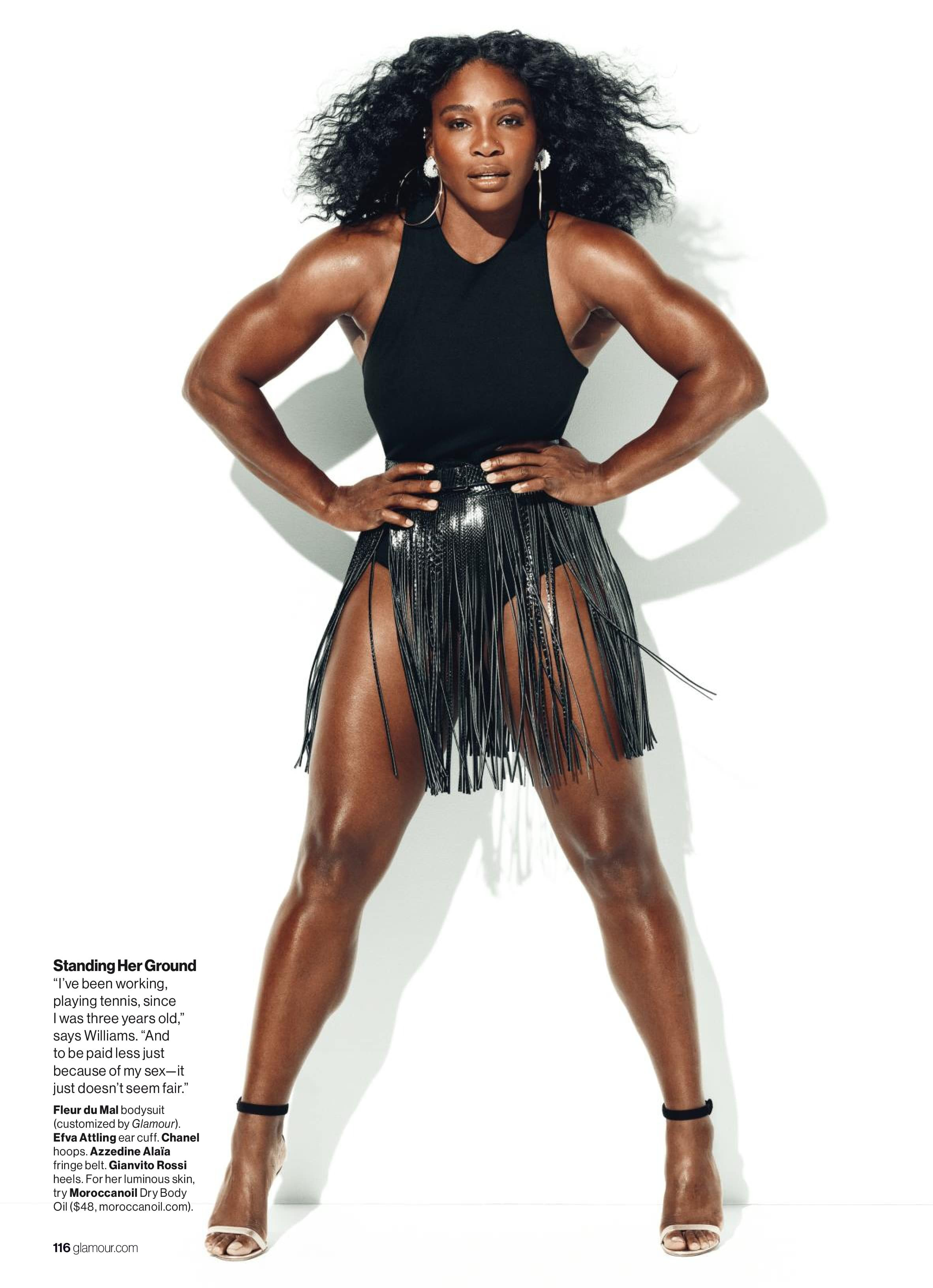serena williams hot feet pictures