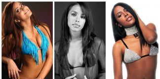 49 Hot Pictures Of Aliyah Will Drive You Madly In Love With This WWE Diva