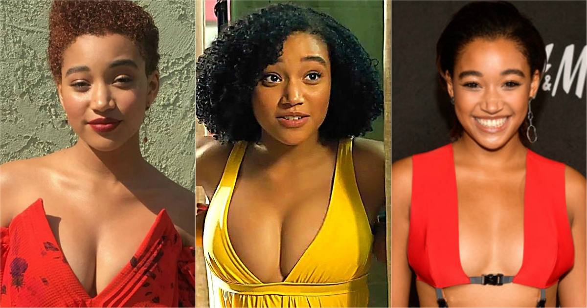70 Hot Pictures Of Amandla Stenberg Which Will Make You Melt