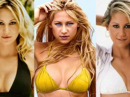 49 Hot Pictures Of Anna Kournikova Will Make You Fall In With Her Sexy Body