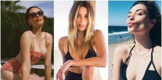 49 Hot Pictures Of Arielle Vandenberg Are Heaven On Earth