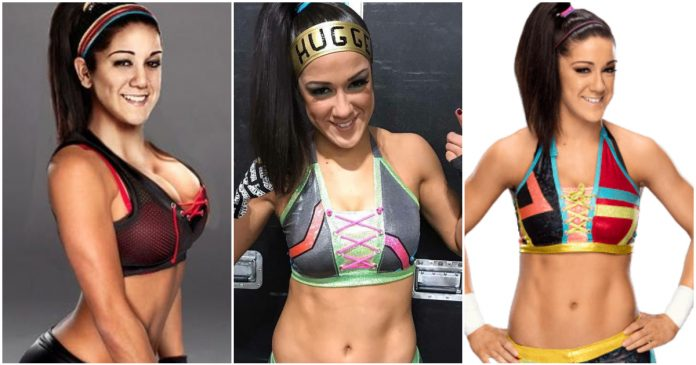 Hot Pictures Of Bayley Will Hypnotise You With Her Exquisite Body