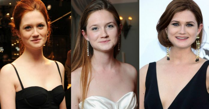 49 Hot Pictures Of Bonnie Wright Which Will Win Your Heart