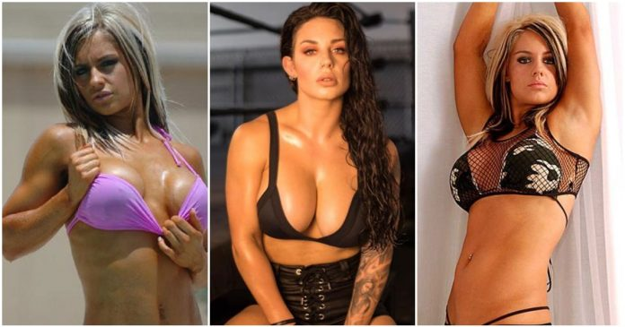 49 Hot Pictures Of Kaitlyn from WWE Will Leave You Gasping For Her