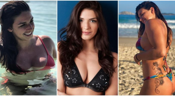 49 Hot Pictures Of Mackenzie Dern Are Delight For Fans