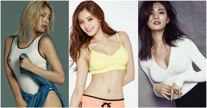 49 Hot Pictures Of Nana K-Pop Which Will Make You Fall In Love With Her