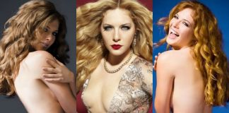 49 Hot Pictures Of Rachelle Lefevre Which Are Sure To Win Your Heart Over