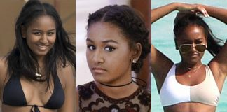 49 Hot Pictures Of Sasha Obama Which Will Make You Sweat All Over