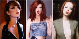 49 Hot Pictures Of Shirley Manson Will Bring Big Grin On Your Face