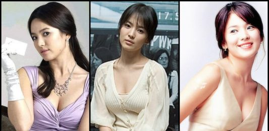 49 Hot Pictures Of Song Hye Kyu Which Will Make You Sleepless