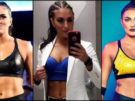 49 Hot Pictures Of Sonya DeVille from WWE Will Leave You Gasping For Her