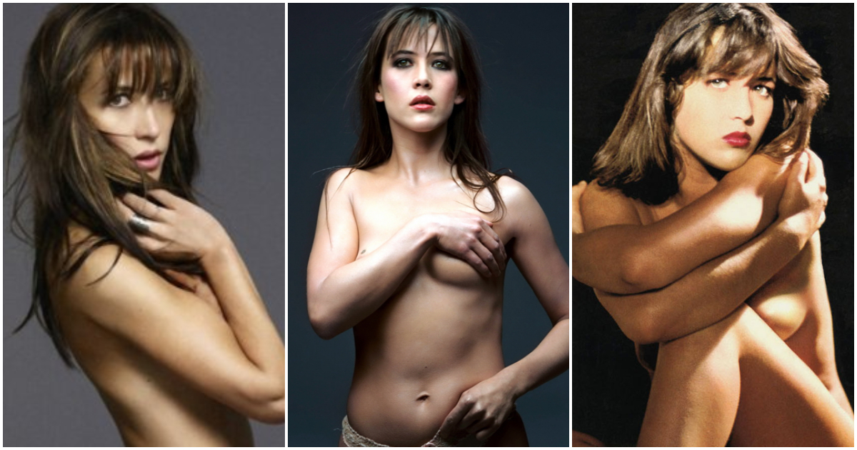 Nude picture of sophie marceau, nude aunty beauty