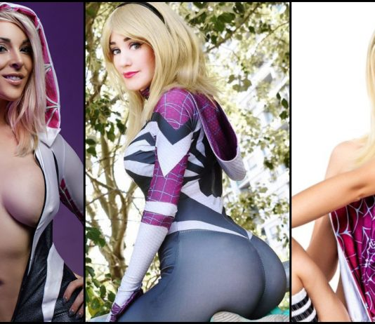 49 Hot Pictures Of Spider Gwen Are So Damn Sexy That We Don't Deserve Her