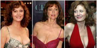 49 Hot Pictures Of Susan Sarandon Which Will Make You Love Her More