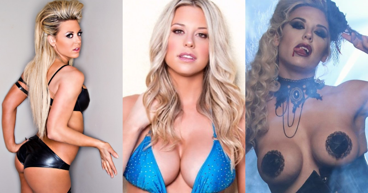49 Hot Pictures Of Taryn Terrell WWE Diva Unveil Her Fit Sexy Body