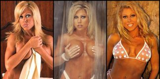 49 Hot Pictures Of Terri Runnels Show Off WWE Diva's Sexy Body