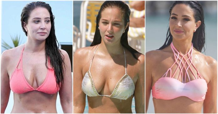 49 Hot Pictures Of Tulisa Contostavlos will make you fall in with her sexy body