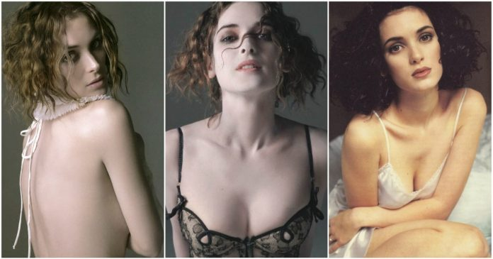 49 Hot Pictures Of Winona Ryder Which Will Make You Love Her More