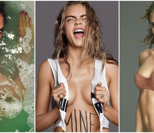49 Hottest Cara Delevingne Bikini Pictures That Are Sure To Make You Her Biggest Fan