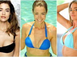 49 Hottest Denise Richards Bikini Pictures Expose Her Sexy Hour-glass Figure