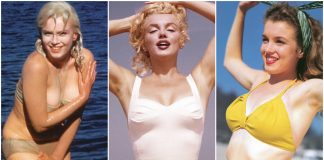 49 Hottest Marilyn Monroe Bikini Pictures Which Will Make You Sweat All Over