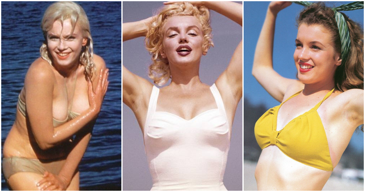 49 Hottest Marilyn Monroe Bikini Pictures Which Will Make You Sweat All Over Best Of Comic Books