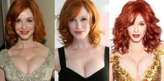 49 Sexiest Christina Hendricks Boobs Will Drive You Nuts For Her