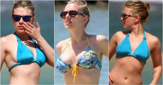 49 Sexiest Scarlett Johansson Boobs Pictures Will Make Your Day A Win