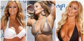 49 Sexy Aubrey O'Day Boobs Pictures Prove That She Is As Sexy As Can Be