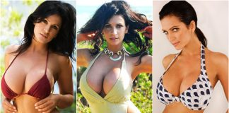 49 Sexy Denise Milani Boobs Pictures Which Prove She Is The Sexiest Woman On The Planet (2)
