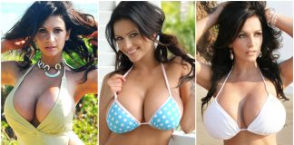 49 Sexy Denise Milani Boobs Pictures Which Prove She Is The Sexiest Woman On The Planet