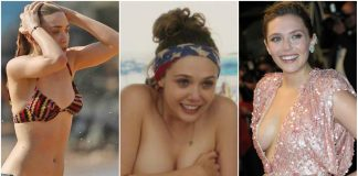 49 Sexy Elizabeth Olsen Boobs Pictures Prove That She Is As Sexy As Can Be
