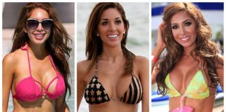49 Sexy Farrah Abraham Boobs Pictures Which Are Sure To Win Your Heart Over