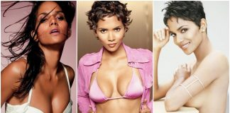 49 Sexy Halle Berry Boobs Pictures Will Bring A Big Grin On Your Face